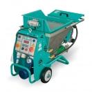 Машина за полагане на мазилка IMER SMALL 50 ES, 1500W, 0.8-14л/мин, 50л, без вибросито  - small