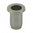 Нит гайка BRALO М6/L=14.0мм-St, стоманена с плоска периферия, 250бр. в кутия - small