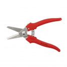 Ножица комбинирана KNIPEX 190мм, дръжки с пластмасово покритие - small, 47712