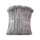 Телчета с куки REUSS-SEIFERT Drahtbinder 1.2х180мм, без покритие - small