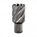 Боркоронa за магнитна бормашина JEPSON 44x30мм, за метал, HSS-Co 8%, захват Weldon 19мм - small