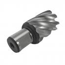 Боркоронa за магнитна бормашина JEPSON 44x30мм, за метал, HSS-Co 8%, захват Weldon 19мм - small, 23166