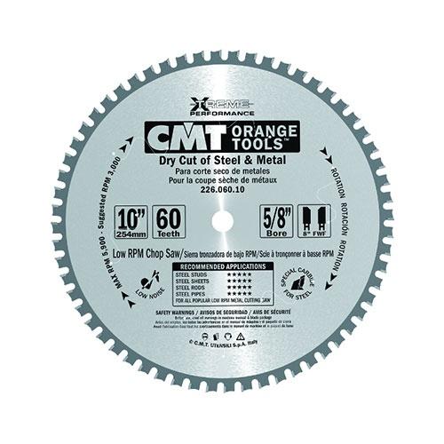 Диск с твърдосплавни пластини CMT 190/2.0/30 Z=40, за рязане на цветни метали и строителна стомана