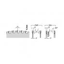 Диск с твърдосплавни пластини CMT 190/2.0/30 Z=40, за рязане на цветни метали и строителна стомана - small, 86681