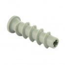 Дюбел за газобетон FRIULSIDER TML 62601 10x70мм, найлон, 25бр. в кутия - small, 137991