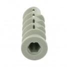 Дюбел за газобетон FRIULSIDER TML 62601 8x60мм, найлон, 25бр. в кутия - small, 137987