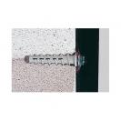 Дюбел за газобетон FRIULSIDER TML 62601 8x60мм, найлон, 25бр. в кутия - small, 137990