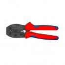 Клещи за кабелни обувки KNIPEX PreciForce 0.5-6.0мм2, за не изолирани кабелни обувки, двукомпонентни дръжкиръжки - small