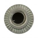 Нит гайка BRALO М5/L=12.0мм-St, стоманена с плоска периферия, 500бр. в кутия - small, 116887