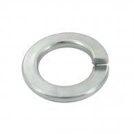 Шайба пружинна DIN127B ф4мм, Zn, 10000бр. в кутия