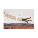 Скоба за кабели с пирон FRIULSIDER STC 51301 3-4мм, пластмасова, 300бр. в кутия - small, 138798