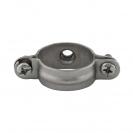 Скоба за тръби FRIULSIDER 50200 ф10мм, метална, 100бр. в кутия - small, 138561
