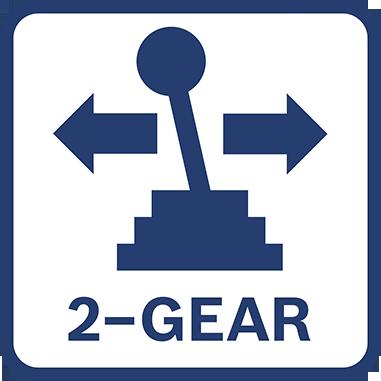 2 скоростен редуктор