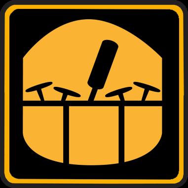 джоб за пирони и инструменти