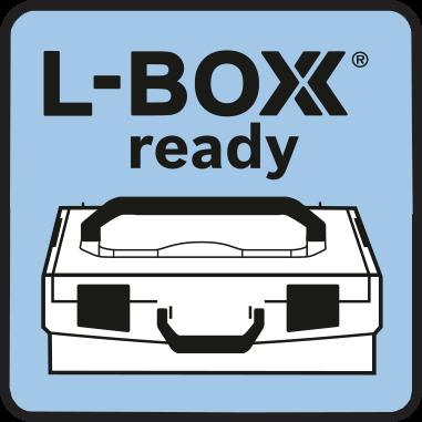 Куфар съвместим с L-BOXX-системата