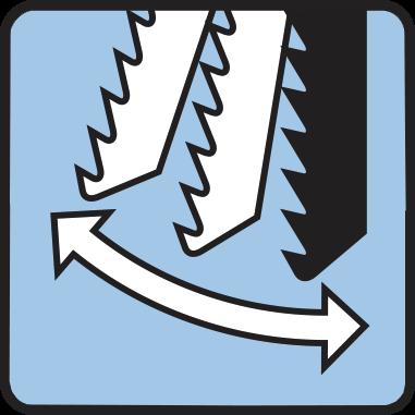 Махаловидно движение на ножа