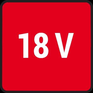 Напрежени 18V