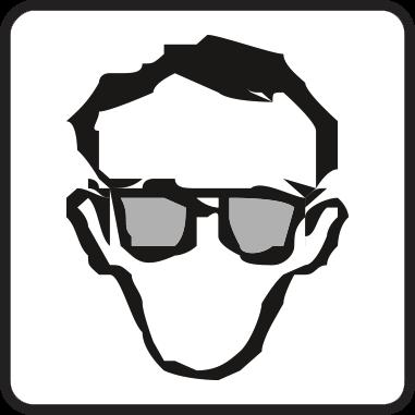 Носете защитни очила