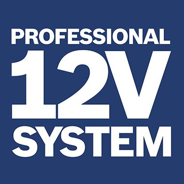 Волтаж на машината 12V