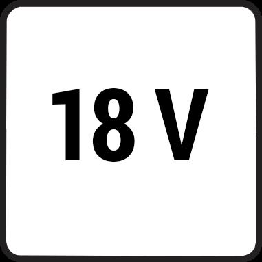 Волтаж на машината 18V