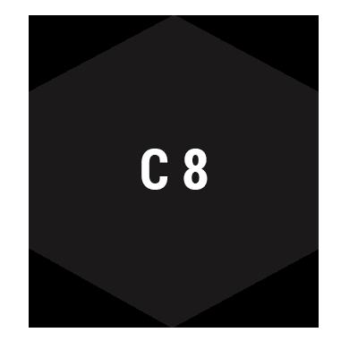 Захват C8