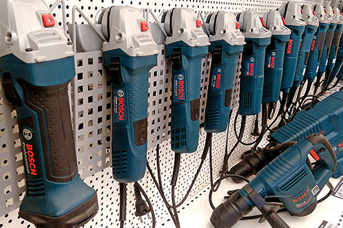 Магазини Баш Майстора - Професионални решения за инструменти и машини